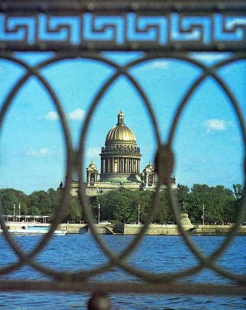 Исаакиевский собор, 1985 г