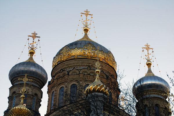 Святые места Петербурга