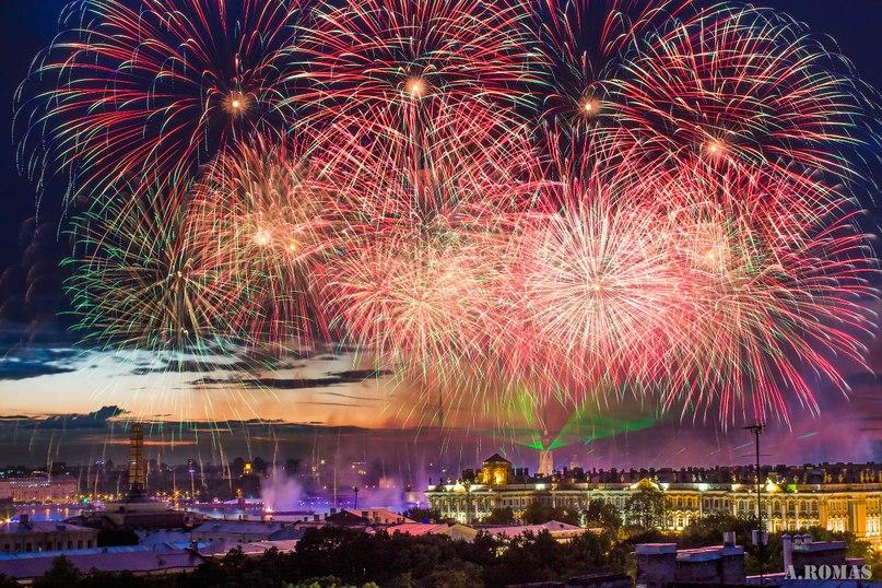 Где будет салют в Минске на Новый год 2018. Программа