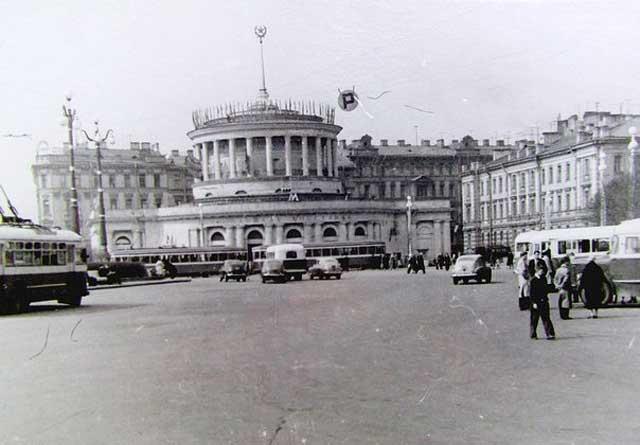 Площадь Восстания, 1959 г