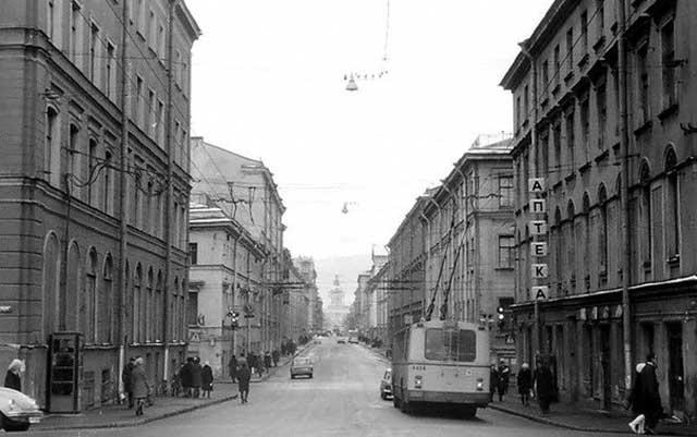 Улица Дзержинского (Гороховая)