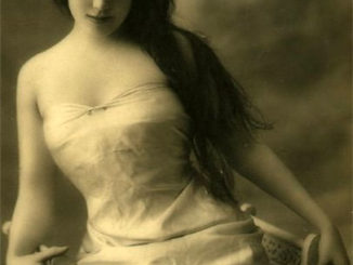История проституции