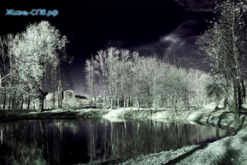 Русские пейзажи в фотоработах Дмитрия Графова