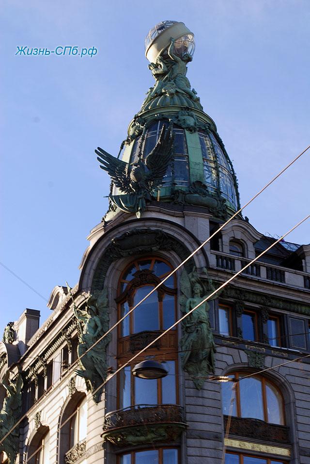 Дом книги Петербург