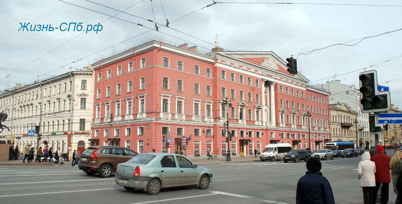 Невский проспект дом 68
