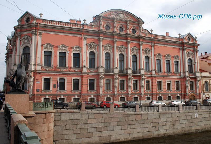 Невский проспект - Дворец Белосельских-Белозерских