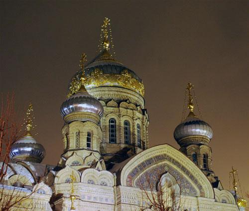 По святым местам Санкт-Петербурга