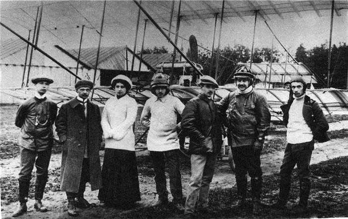 Первые русские авиаторы