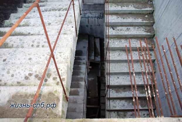 Бесперилловые лестницы