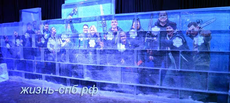 Организаторы ледового фестиваля