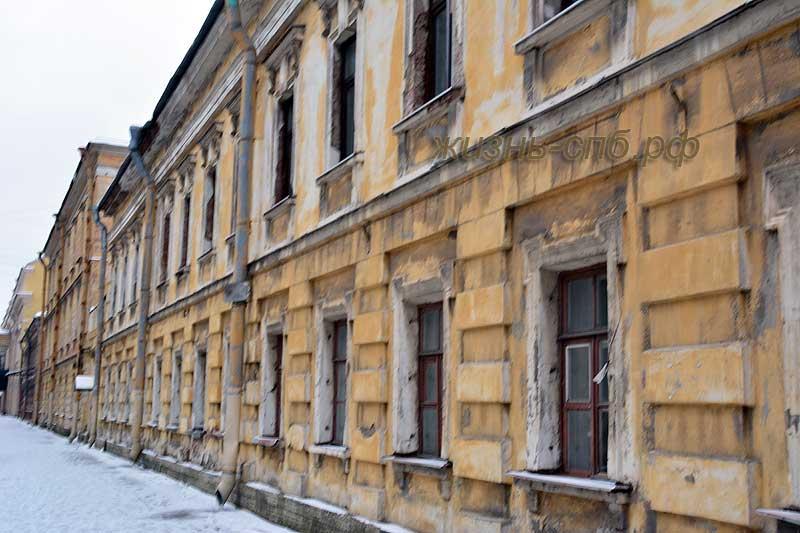Здание 16-18 на улице Почтамтской