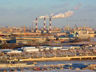 Санкт-Петербург с необычного ракурса