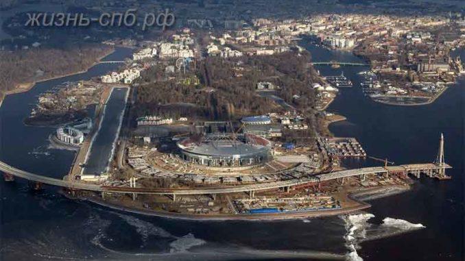 Крестовский остров Петербурга, куда сходить и что посмотреть?