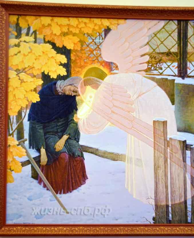 Блаженная Ксения - ангел Петербурга