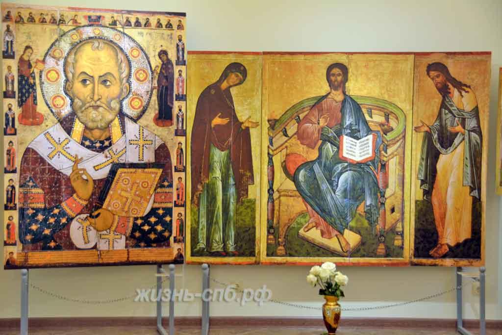 Музей святой блаженной Ксении Петербургской