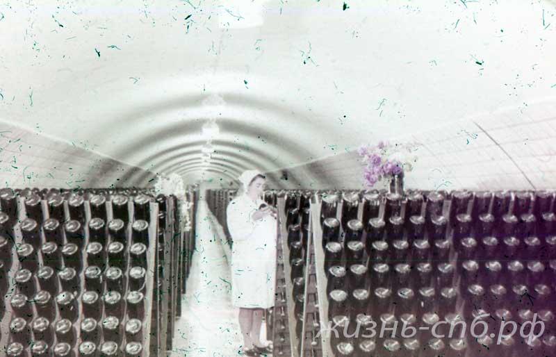 Окрестности Анапы. В винных подвалах Абрау-Дюрсо