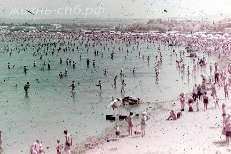 Анапа золотой пляж, Знаменитые курорты СССР