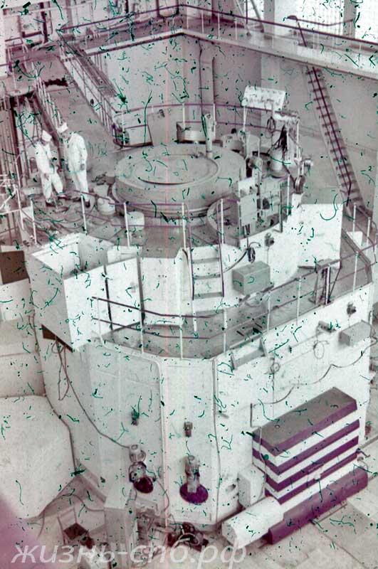 Казахская ССР. на старых фиапозитивах. г. Алма-Ата. Институт ядерной физики Академии наук.