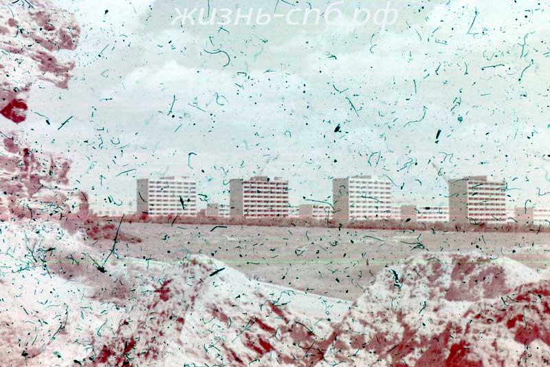 Казахская ССР. Новый город Шевченко на старых фото