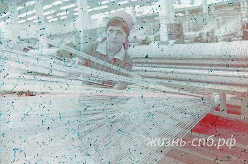 Украинская ССР. Чернигов. Комбинат химического волокна. Подборка старых фото