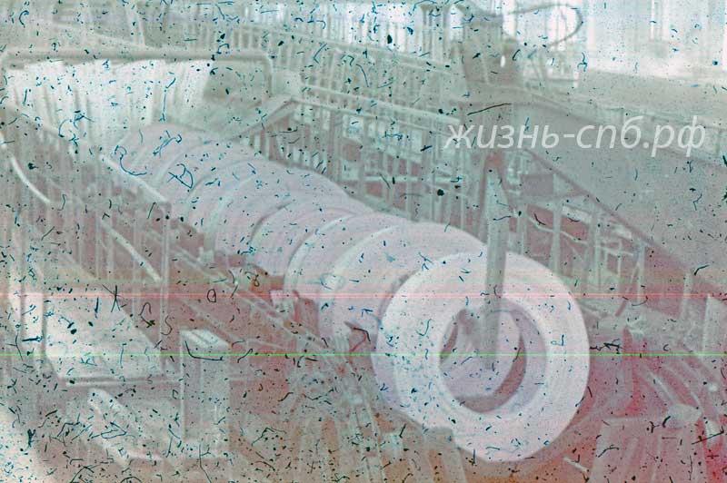 """Украинская ССР.Запорожье . Завод """"Запорожсталь"""". Цех тонкой прокатки. на старых фото"""