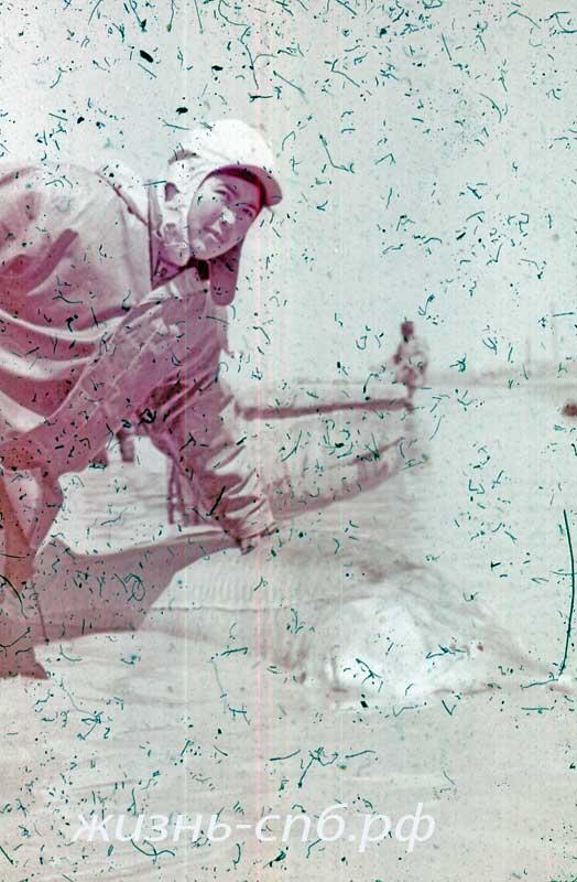 Казахская ССР. У рыбаков Каспия. старые фото прошлого века