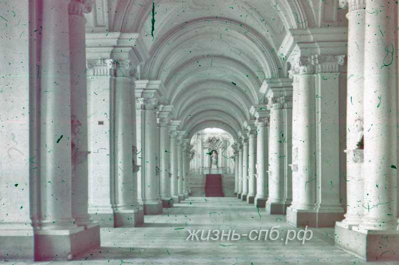 Зимний дворец. Главная галерея