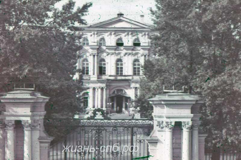 Старый Петербург - Воронцовский дворец