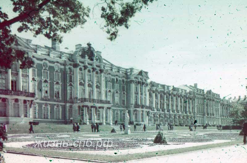 Старый Петербург - г. Пушкин. Екатерининский дворец