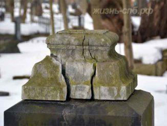 Смоленское лютеранское кладбище в Санкт-Петербурге