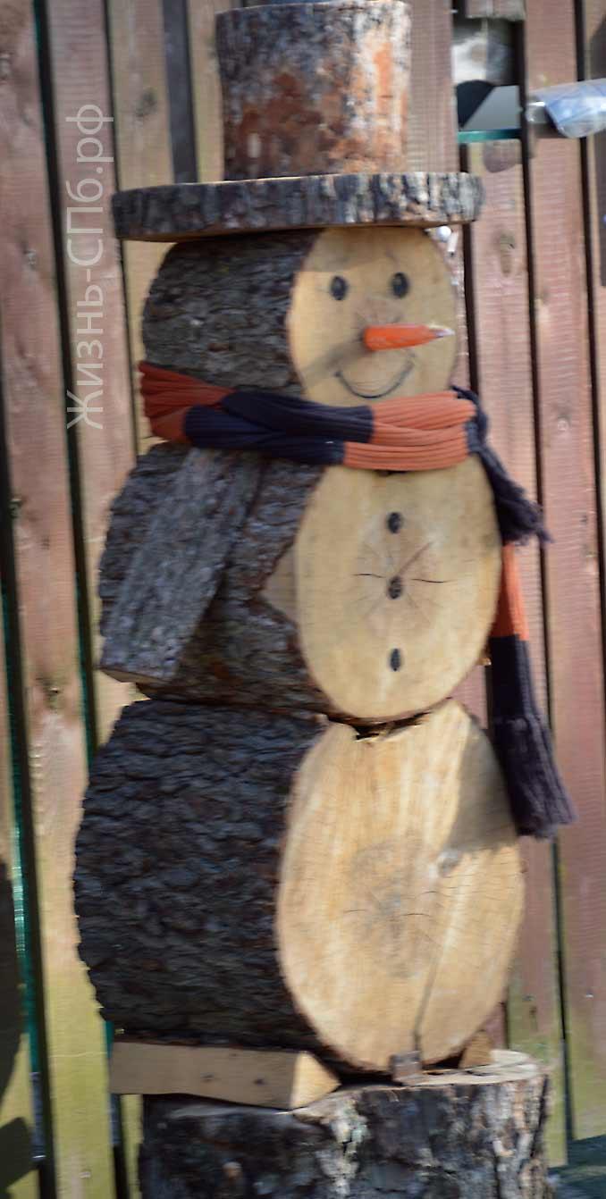Снеговик-Сестрорецка
