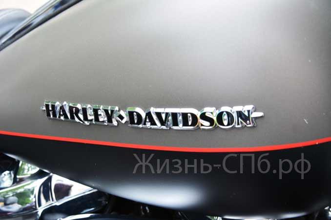 Эстетика Harley