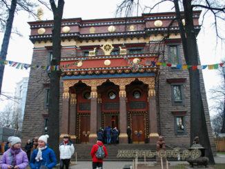 Самый северный из буддийских храмов - Дацан Гунзэчойнэй