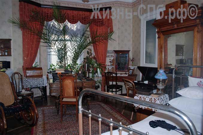 Комната Анны и Марии Ульяновых