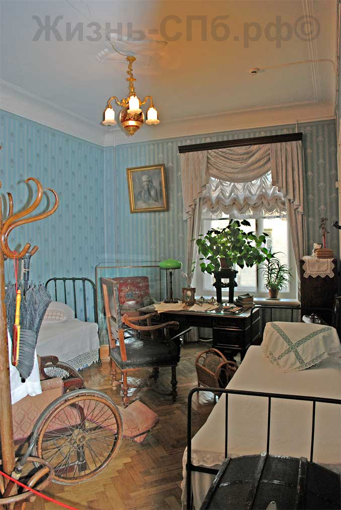 Комната В. И. Ульянова
