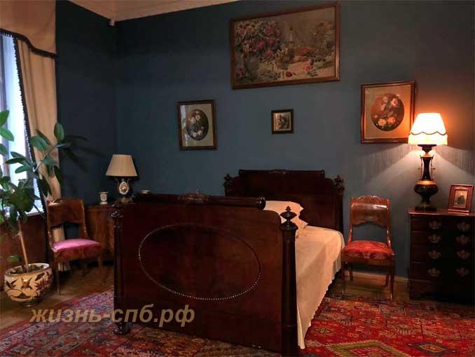 Спальня Шаляпина